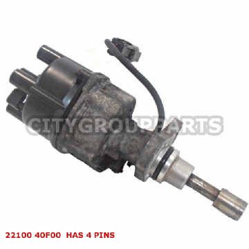 NISSAN TERRANO / FORD MAVERICK MODELS 1993 TO 97 IGNITION DISTRIBUTOR 2210040F00